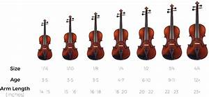 How To Choose The Correct Violin Size  - Blog