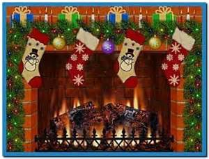 Halloween Live Moving Wallpapers by Christmas Fireplace Screensaver With Sound Download Free