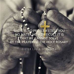 TradCatKnight: ... Rosary Quotes