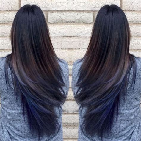 25 Best Ideas About Long Black Hair On Pinterest Long