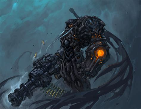 Darksiders Concept Art Hex Lies And Videogames