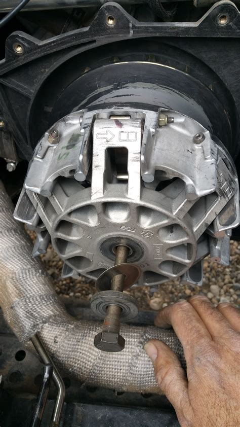 utv clutch maintenance kit   commander forum