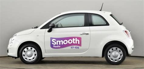Win A Fiat 500 by Win A Fiat 500 With Smooth S All Time Top 500 Smooth