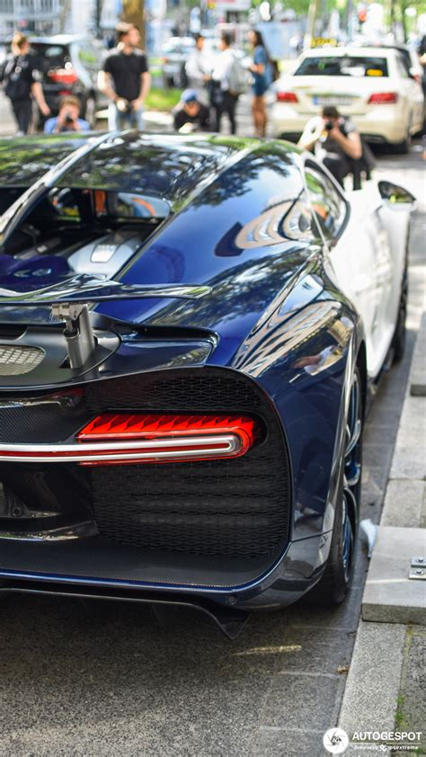 It was therefore decided to build a super sports car with a different character from the chiron which would still be immediately recognizable as a bugatti. Bugatti Chiron - 21 May 2019 - Autogespot