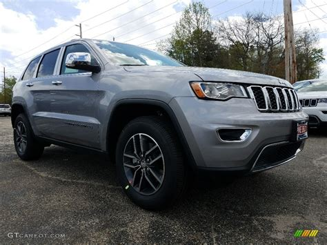 jeep grand cherokee limited 2017 silver 2017 billet silver metallic jeep grand cherokee limited