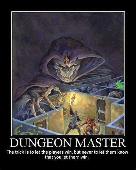 Dungeons And Dragons Memes - what makes a good dungeon master pic of the day spikey bits