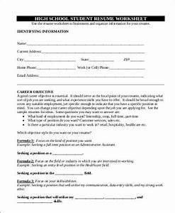 Sample High School Graduate Resume 8 Examples in Word PDF