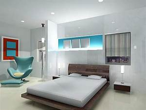 Bedroom bedroom designs modern interior design ideas for Design for small bedroom modern