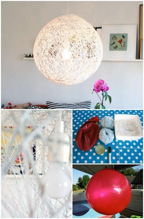 genius diy lamps  chandeliers  brighten