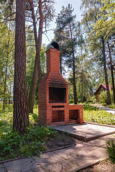 Grill Mauern Mit Ziegelsteinen by Grill Na Lata Lovely Garden