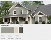 exterior color schemes Paint Colors for Your Home Exterior - HOMMCPS