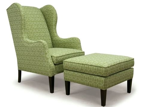 Olive Green Accent Chair Living Room Wingsberthouse