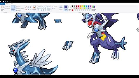 Pokemon Sprite Fusion
