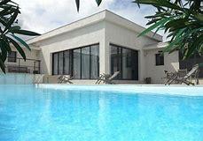 HD wallpapers maison contemporaine plain pied toit plat a vendre ...