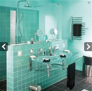 1000 images about salle de bains on pinterest small With prix d une salle de bain avec douche italienne