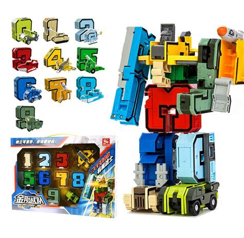 preschool robot toy creative assembling educational articles preschool 539