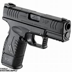 Springfield Xd(m) 45 Compact 45 Acp Pistol With 38