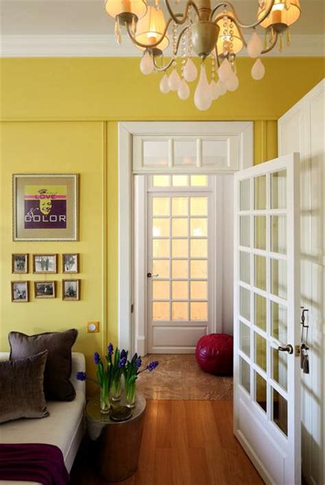 bright decorating colors turning small apartment