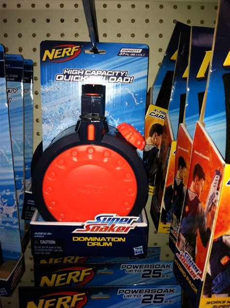 Top 10 nerf blasters is brought to you by pdk films, the largest nerf channel on ruclip! Click Click BAMF: Pic Spam - NERF Super Soaker 2013