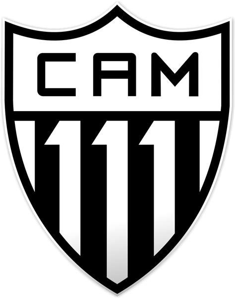 O clube atlético mineiro (conhecido apenas por atlético e cujo acrônimo é cam) é um clube brasileiro de futebol sediado na cidade de belo horizonte, minas gerais. Um Grande Escudeiro: BRASIL: LOGO DE 111 ANOS DO ATLÉTICO ...