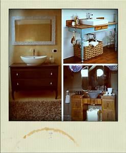Diy Meuble Salle De Bain : meuble de salle de bain diy ~ Mglfilm.com Idées de Décoration