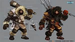 Image - Nordberg Hunters Concept Art.jpg | Overlord Wiki ...