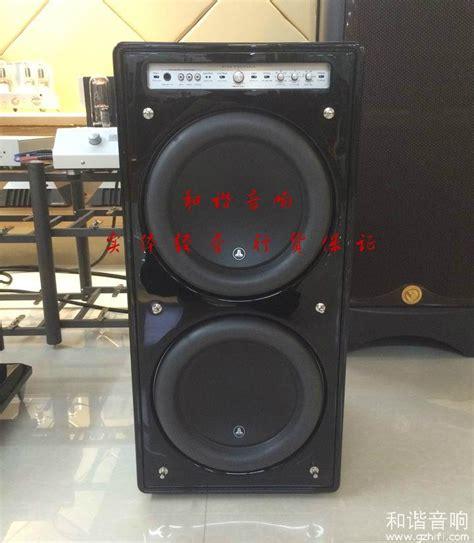 美国 JL Audio/捷力 Fathom F212 超重低音