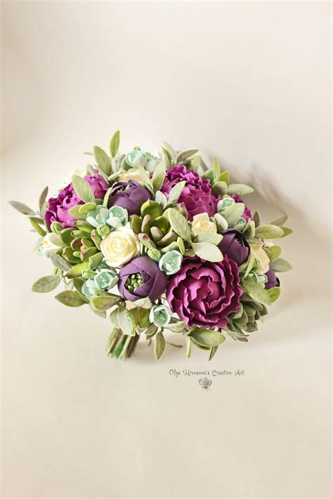 wedding bouquet ideas  flowers emmaline bride