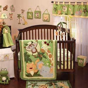 jungle babies crib bedding collection wayfair