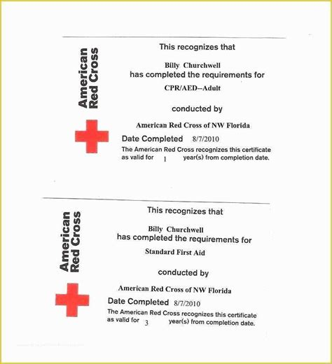 cpr card template  printable cpr card  ideas