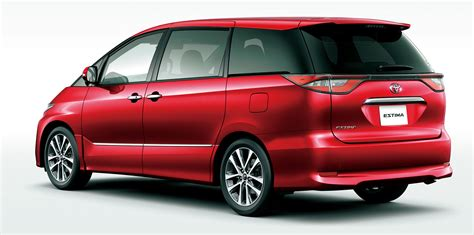 Toyota Cars by 2017 Toyota Tarago Facelift Due In The Coming Months