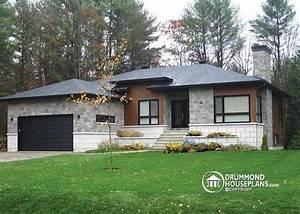 house plan w3280 detail from drummondhouseplanscom With nice plan de maison neuve 3 maison neuve plain pied modale paysanne