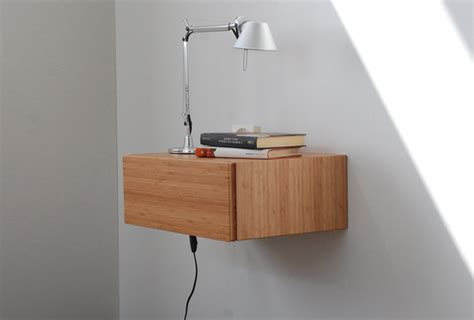 customized wall 10 easy pieces wall mounted bedside shelves with drawers