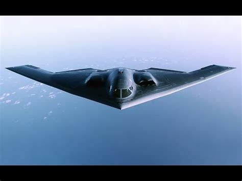 The B-2 Stealth Bomber - YouTube