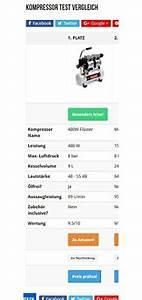 Kompressor Test Stiftung Warentest : leiser kompressor test vergleich 2019 top 10 produkte ~ Jslefanu.com Haus und Dekorationen