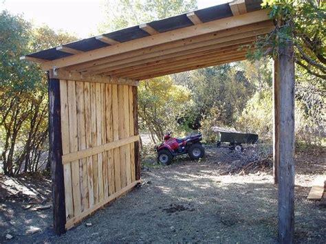 diy horse shelter plans easy barns  stall ideas