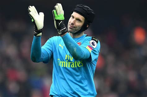 petr cech arsenal will keep chelsea daily
