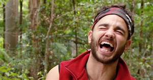 I'm A Celebrity star Adam Thomas threatens to headbutt ...