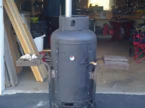 Vertical Propane Tank Smoker Plans