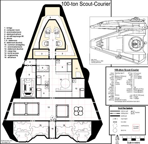 Traveller Ship Deck Plans container ship deck plan space page 2 pics about space
