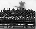 1967 football team portrait. - Wayne State University ...