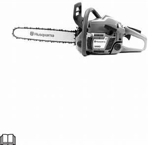Husqvarna Chainsaw 340  345  350 User Guide