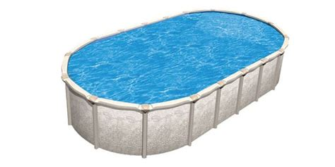 15 X 30 Ft Oval Magnus Above Ground Swimming Pool Kit