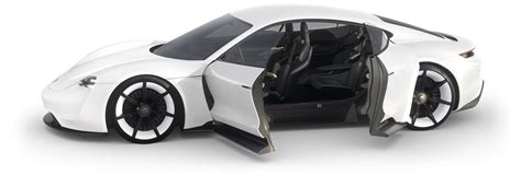 porsche mission e wheels porsche conferma mission e la sua prima auto elettrica