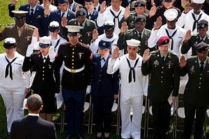 24 Service Members Who Became Americans Today | whitehouse.gov