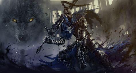 The Dark Knight Hd Artorias The Abysswalker Dark Souls Wiki