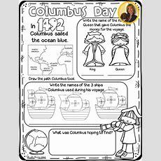 Columbus Day  Social Studies, Christopher Columbus And Homeschool