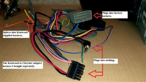 kenwood wiring to 04 durango non premium car audio forumz the 1 car audio forum