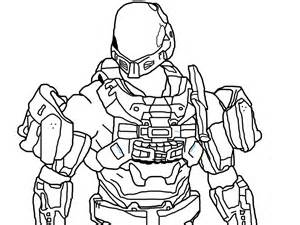 halo noble 5 free coloring pages