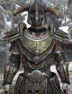 Elder Scrolls Online Nord Orichalc - ESO Fashion